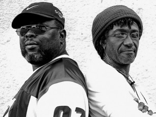 Sly & Robbie: one of BaBa ZuLa's many collaborators